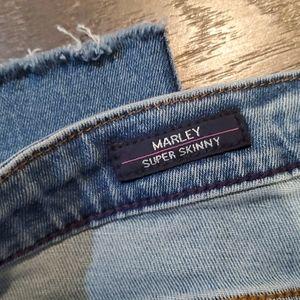 Vigoss Jeans - ❤VIGOSS MARELY SUPER SKINNY ANKLE JEANS, 10 (30)